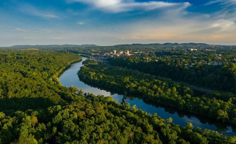 Central Virginia Drone pilot Dan Mirolli